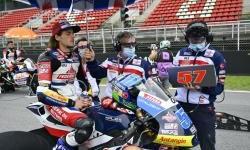 Edgar Pons Raih Poin Pertama di Moto2 Catalunya 2020