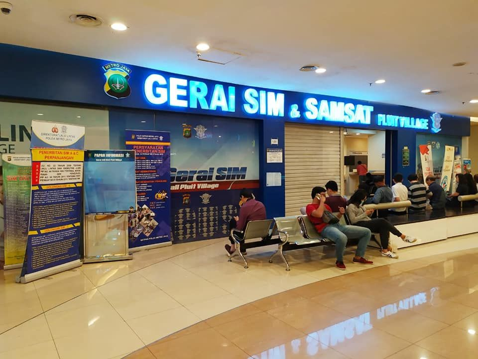 Jakarta PSBB Lagi Gerai Samsat Tetap Buka