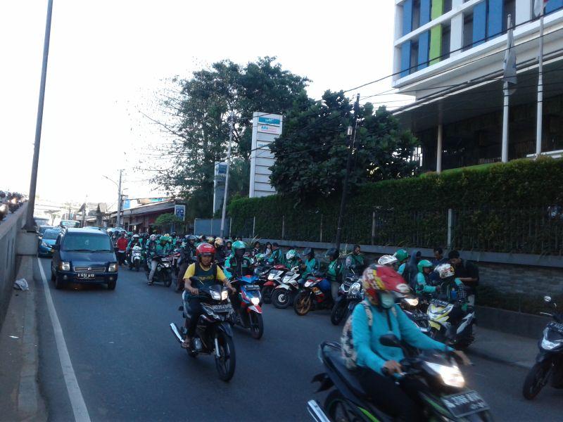 Jakarta PSBB Lagi Ojol Boleh Bawa Penumpang Tapi Ada Syaratnya