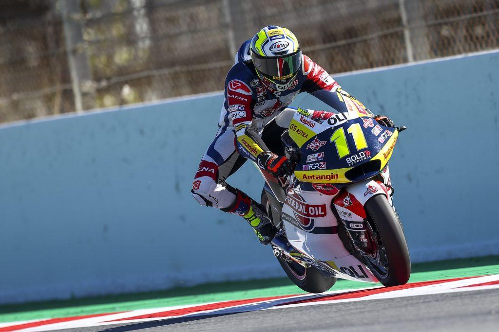 Pembalap Federal Oil Siap Bersaing di Kualifikasi Moto2 Catalunya