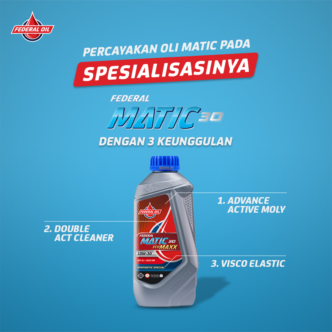 Keunggulan Oli Synthetic Pada Federal Oil
