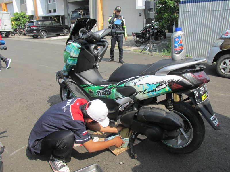 Tips Merawat Motor di Masa Transisi New Normal