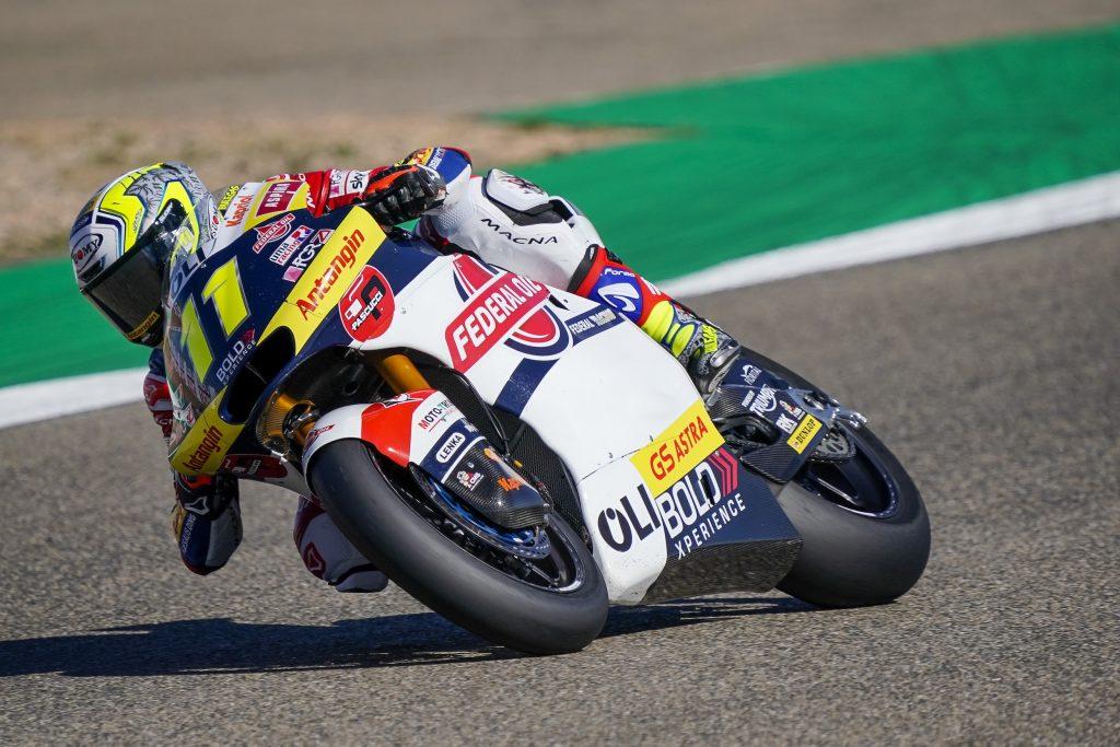 Pembalap Federal Oil Masuk 10 Besar di Latihan Bebas Moto2 Aragon