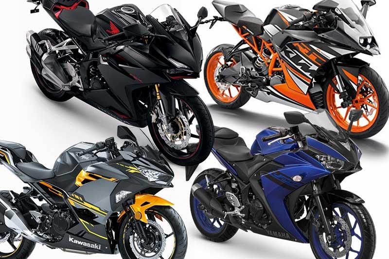 Mau Beli Motor Sport 250cc Full Fairing, Nih Daftar Harga Terbaru