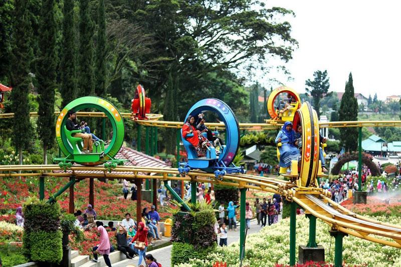 Liburan Bersama Keluarga, Nih Lokasi Wisata Bersama Keluarga di Malang