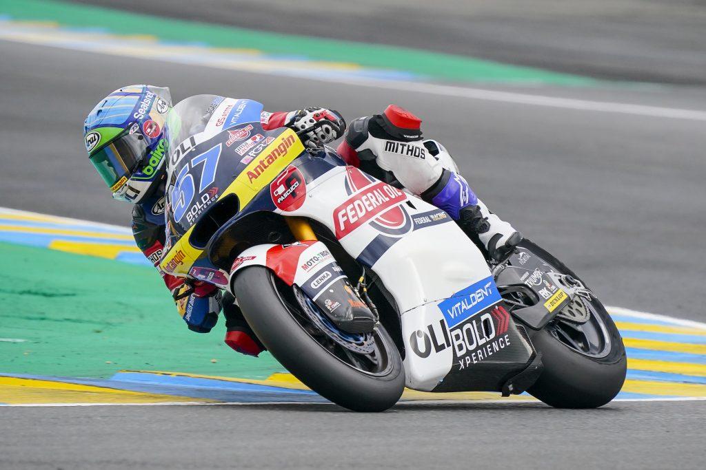 Usai Balapan di Le Mans, Pembalap Federal Oil Siap Hadapi Moto2 Aragon
