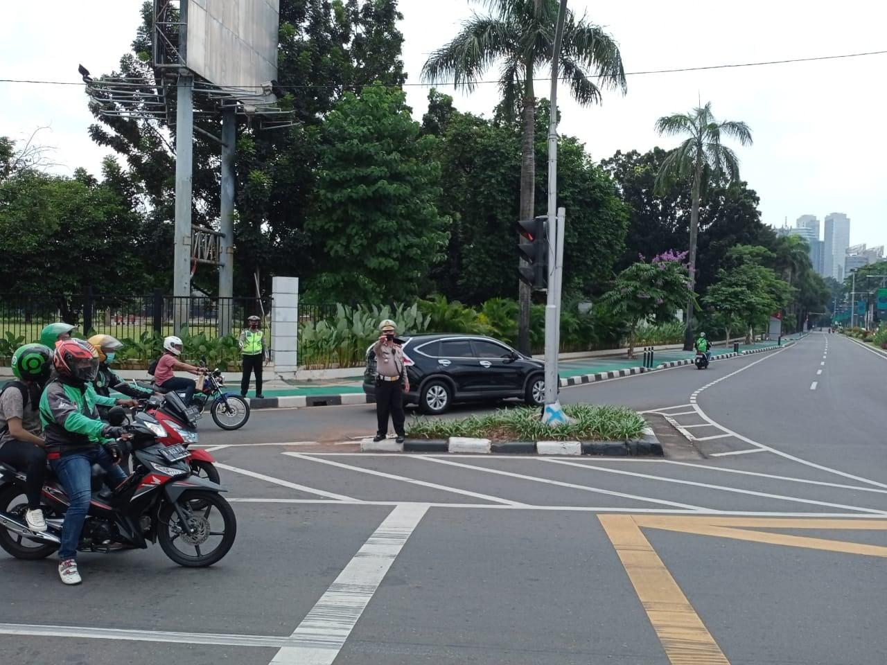 Pandemi Covid-19 Mulai Menurun, Jakarta terapkan PSBB Transisi