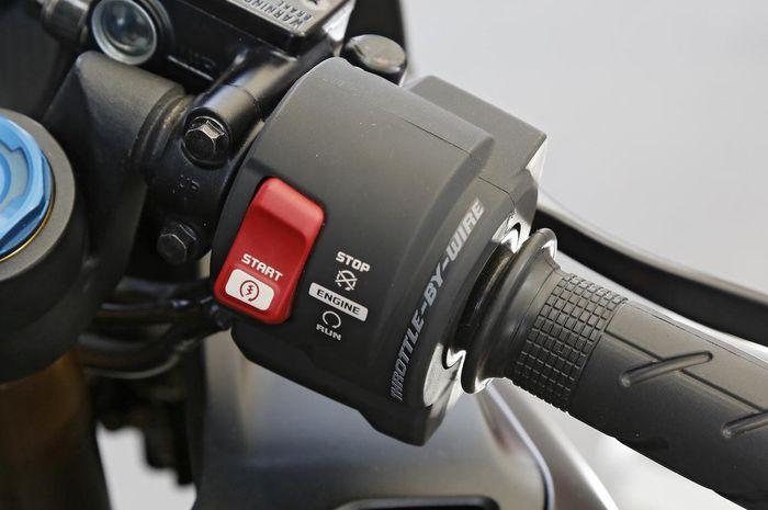 Mengenal Teknologi Ride by Wire Pada Sepeda Motor