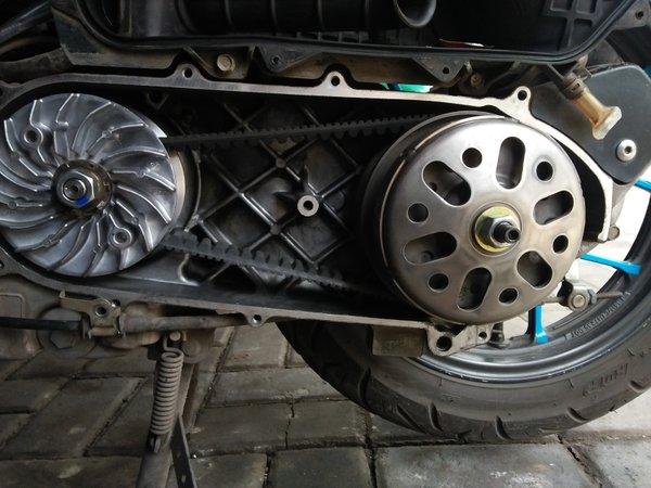 Cara Merawat V-Belt Motor Matic Supaya Awet