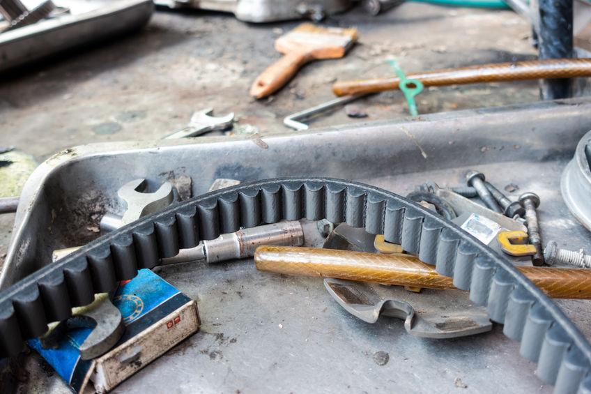 Tanda Dan penyebab V-Belt Motor Matic Mudah Putus