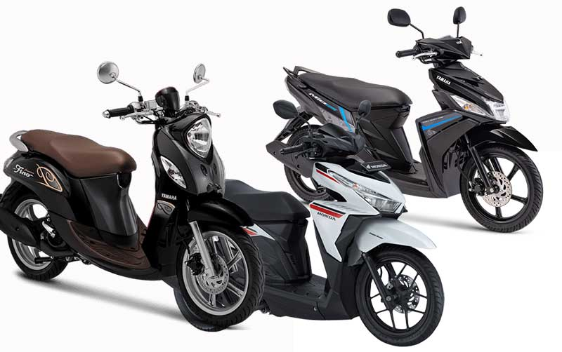Pilihan Motor Matic Harga di Bawah Rp20 Juta Oktober 2020