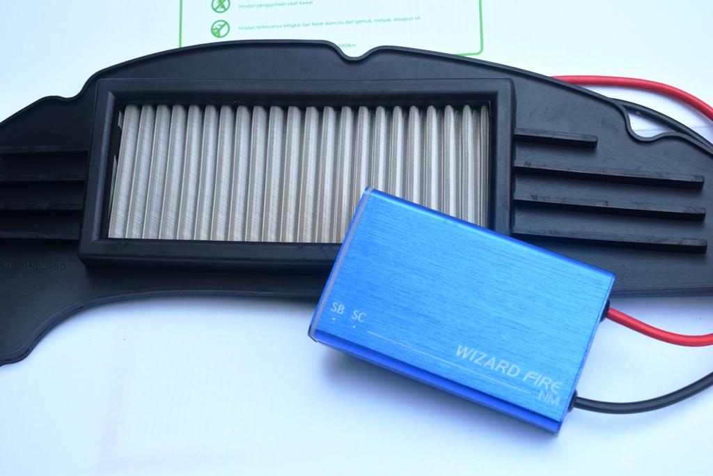 Nih Rekoemndasi Filter udaraUntuk Motor Matic Terbaru