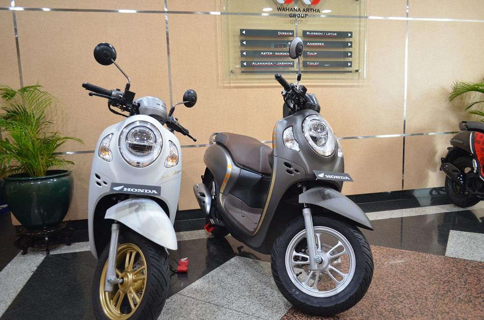 Motor Baru Ini Sudah Bisa Dibeli di jakarta Dan Tangerang