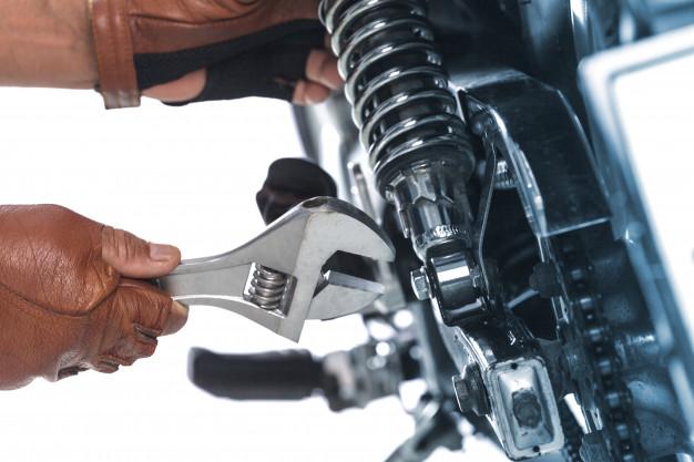 Cara Merawat Suspensi Sepeda Motor Supaya Awet