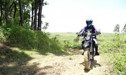 Pakai Motor Trail, Komunitas Ini Main Trabasan di Sekitar Gunung Merapi