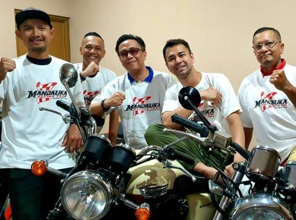 Ini Dia Sosok Ambasodor Mandalika Indonesia