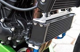 Oil Cooler Juga Perlu Dirawat Supaya Sirkulasi Oli Motor Lancar