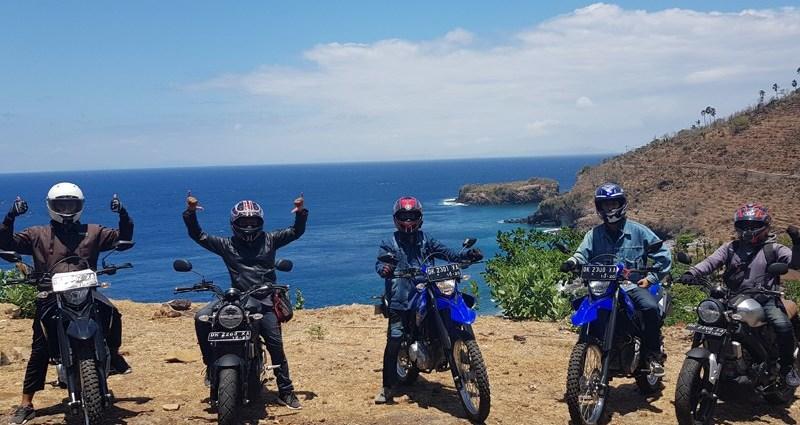 Rekomendasi Tempat Touring di Bali