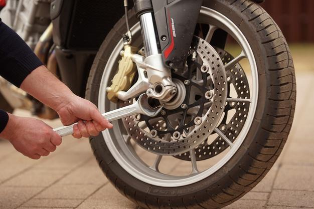 Cara Perawatan Velg Motor Supaya Awet