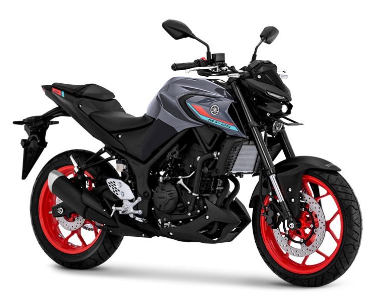 Motor Sport Naked Ini Punya Warna Baru