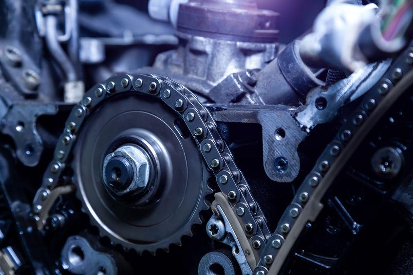 Ciri-Ciri Tensioner sepeda Motor Mulai Rusak
