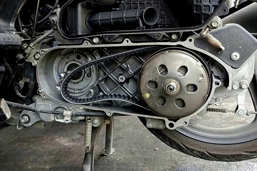 Komponen di Dalam CVT Motor Yang Harus Dicek Secara Berkala