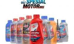 Ini Dia Pilihan Pelumas Untuk Motor Usia Lanjut, Federal Oil Ultratec