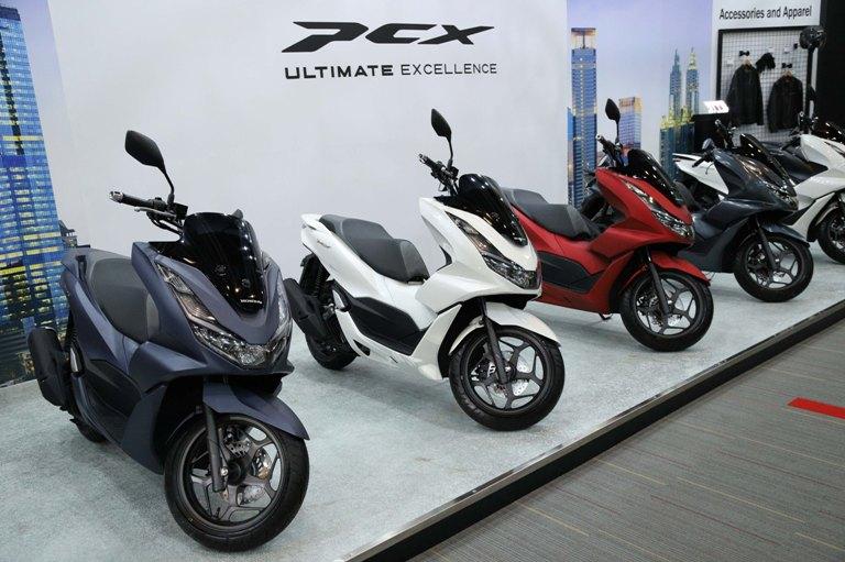 Motor Matic Terbaru 2021  Ini Pakai Mesin 160cc