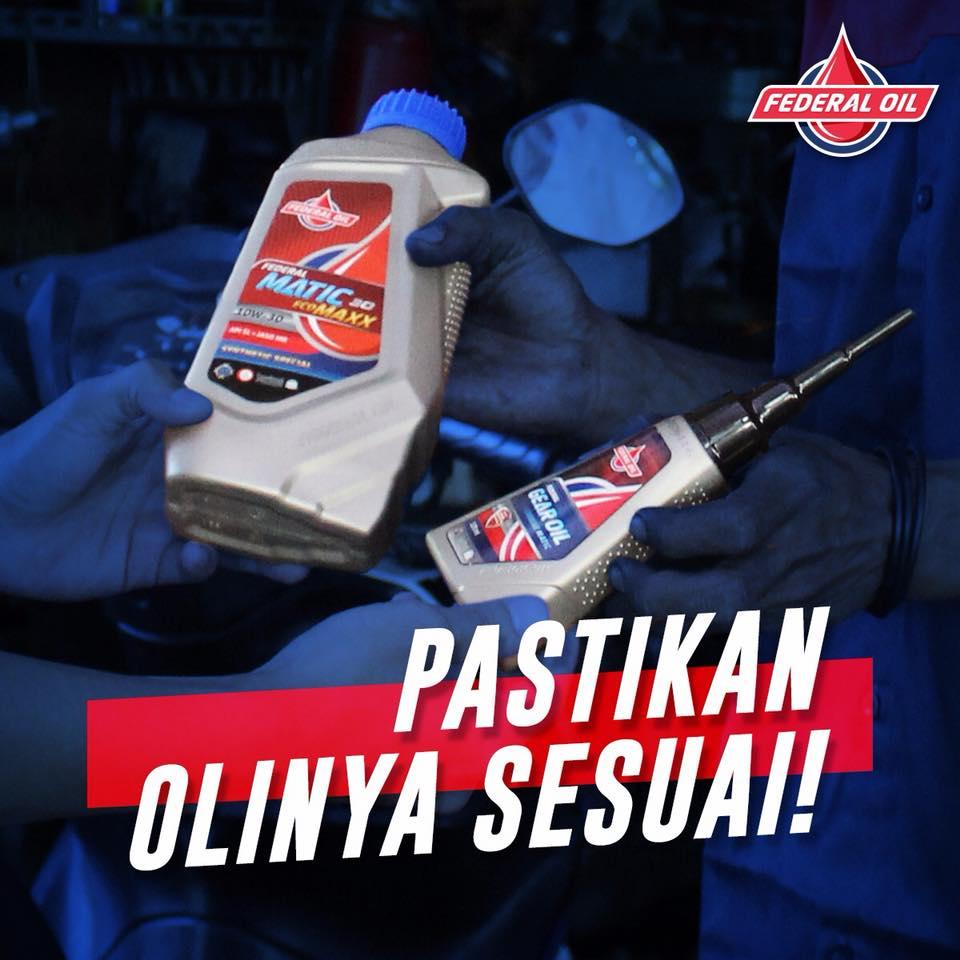 Jenis Oli Motor yang Dipasarkan di Indonesia, Kamu Pakai Oli Apa ?