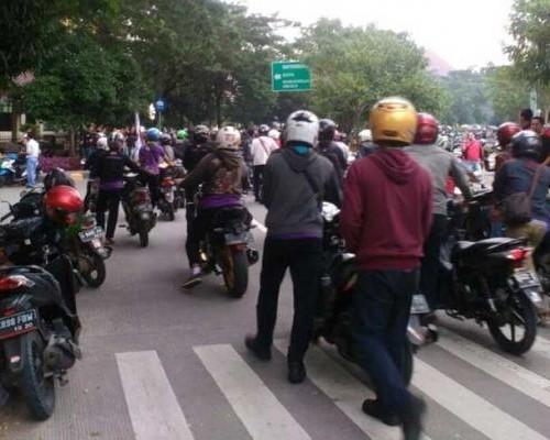 Titik Point Ganjil genap kota Bogor