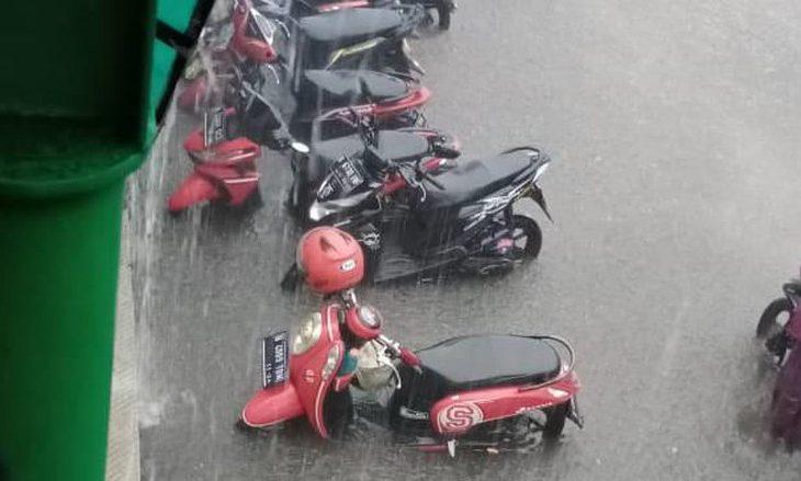 Motor Terendam Banjir Wajib Ganti Oli, Ini Alasannya