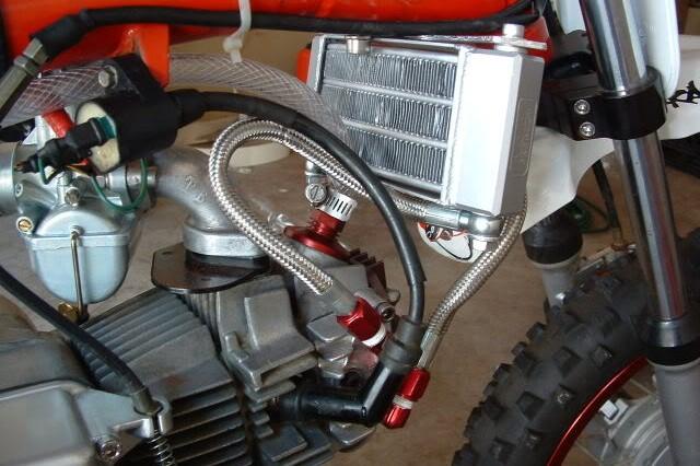 Jangan Lupa Lakukan Perawatan Pada Oil Cooler Sepeda Motor