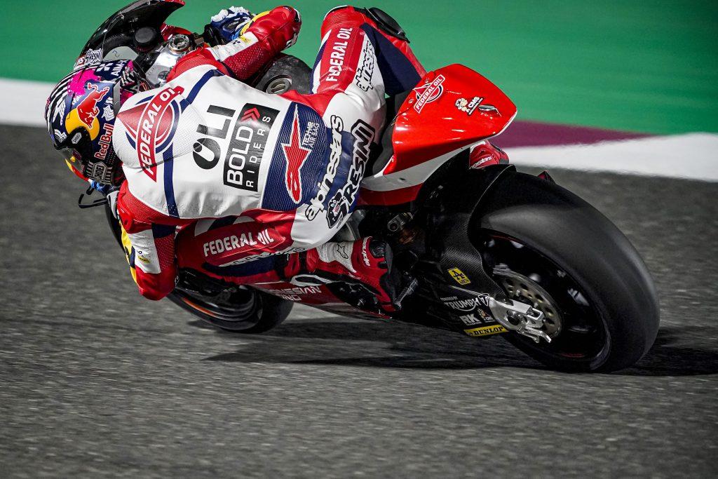 Nicolo Bulega Sudah Tidak Sabar Ingin Segera Balapan di Moto2 Qatar 2021