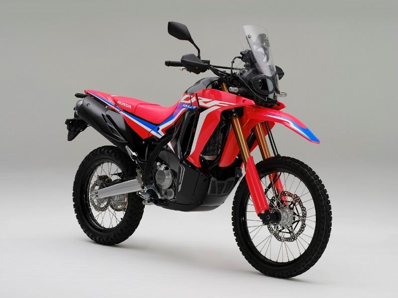 Wow, Ada Motor Trail 250cc Baru Nih