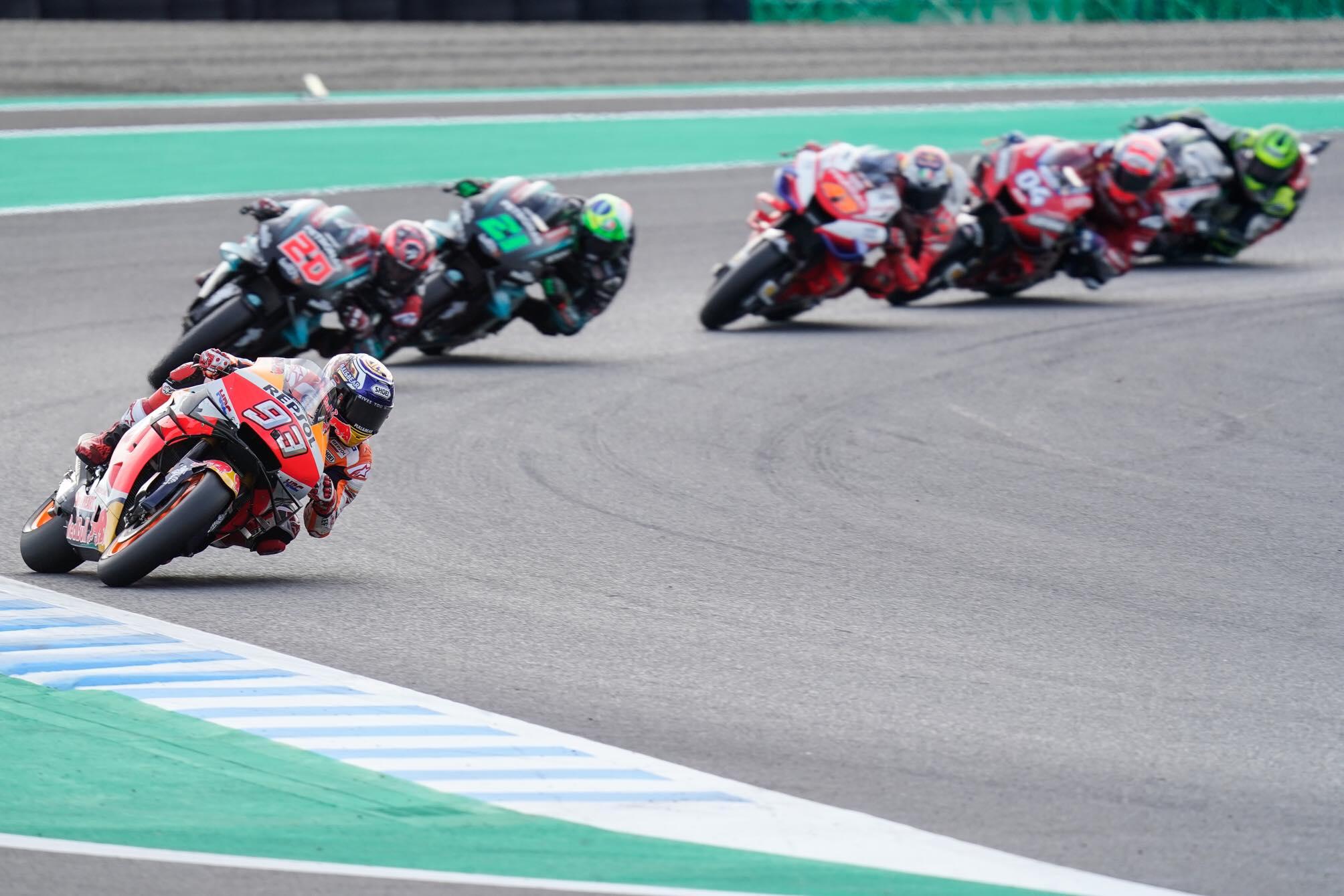 Jadwal Terbaru MotoGP 2021, Jangan Lewatkan Aksi Pembalap Federal Oil Moto2