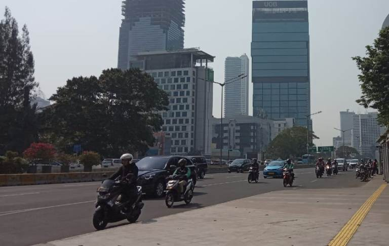 Bikers Harus Tahu, Ini Kawasan yang Masuk Wilayah Ring 1 Istana
