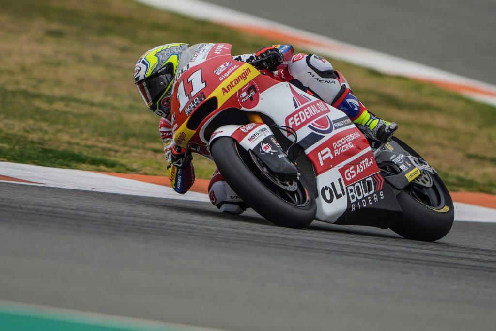 Hasil Tes Moto2 Qatar 2021 Sesi 2 : Pembalap Federal Oil Masih yang Terbaik