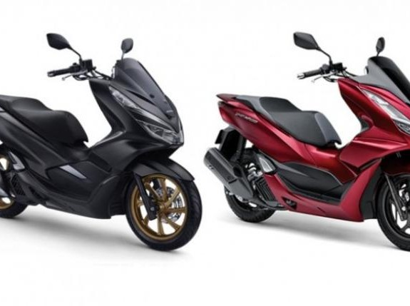 Daftar Terbaru Harga Motor Matic Honda Bulan Maret 2021
