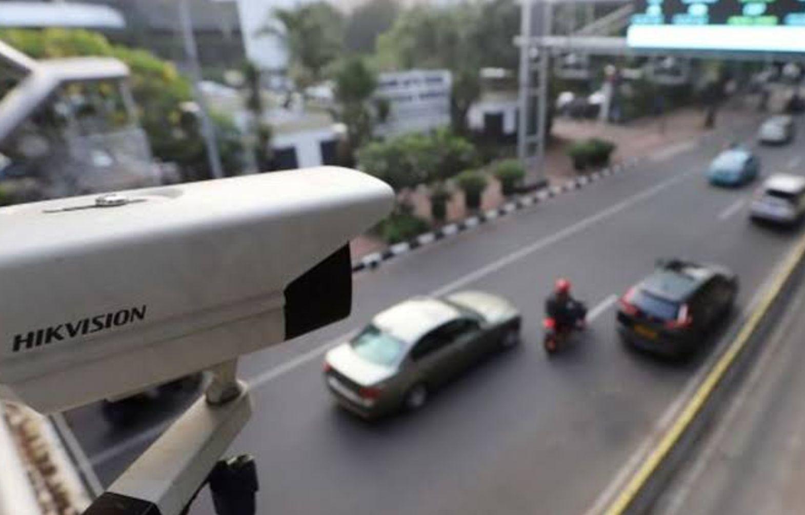 Polda Metro Jaya Akan Pasang Kamera Tilang Elektronik Portabel
