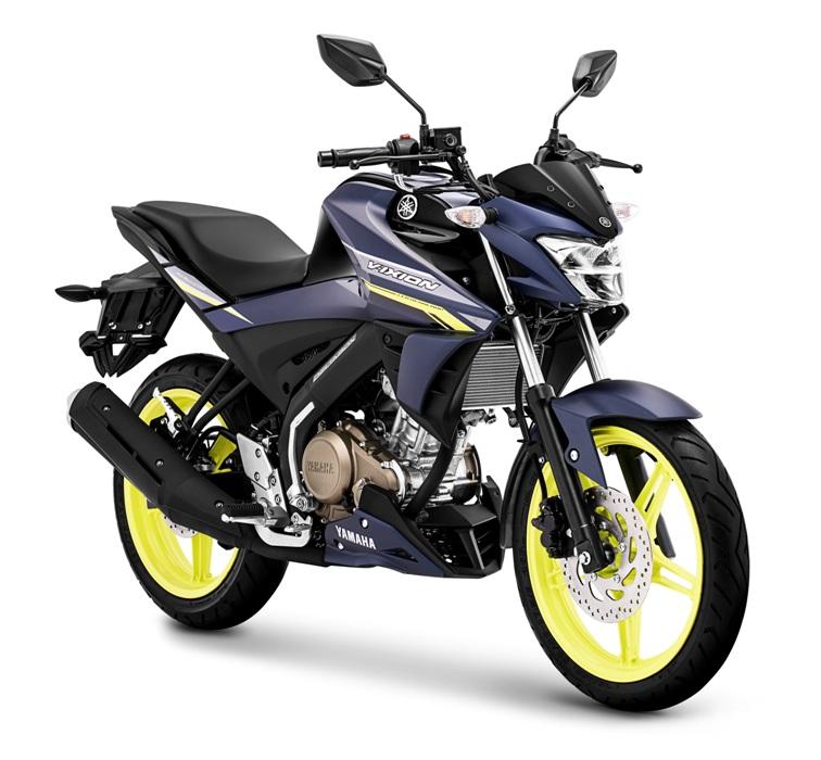 Sambut 2021, Motor Sport 155 cc Ini Punya Warna Baru