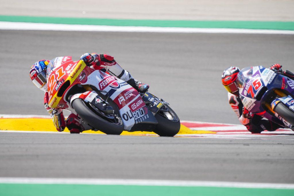 Hasil Balap Moto2 Portugal, Diggia Kembali Kumpulkan Poin