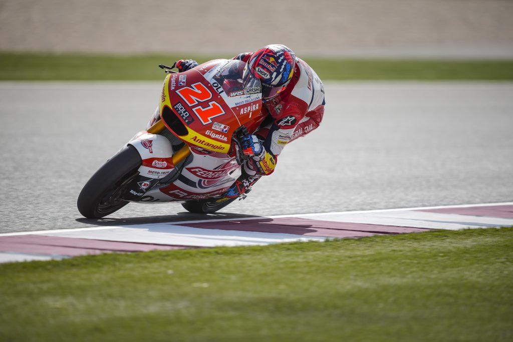 Hasil FP1 Moto2 Spanyol, Diggia Tercepat ke Enam