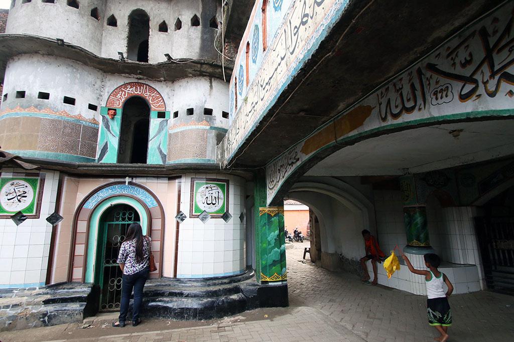 Wisata Religi Bulan Ramadhan, Nih 4 Masjid Bersejarah di Kota Tangerang