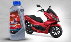 Oli Motor Matic Yang Direkomendasikan Untuk Honda PCX 150
