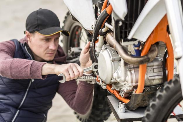 Cara Cek 6 Komponen Motor Berikut Ini Tanpa Harus ke Bengkel