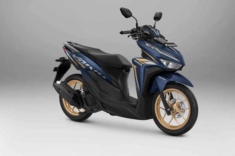 Motor Matic Ini Punya Warna Baru yang Kekinian Harga Mulai Rp21 Jutaan