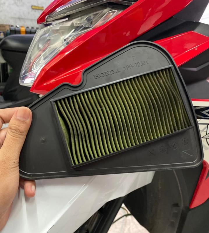 Cara Membersihkan Filter Udara Motor Matic, Mudah Banget