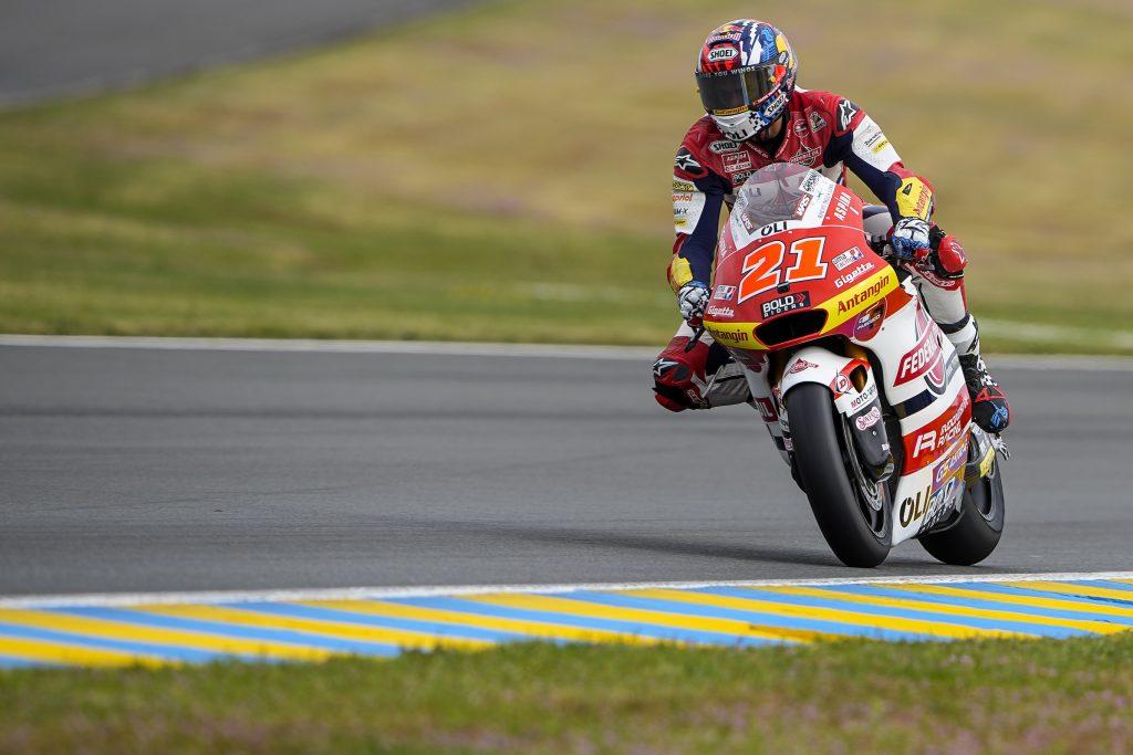Hasil Kualifikasi Moto2 Mugello 2021, Fabio Di Giannantonio Akan Start Dari Baris ke dua