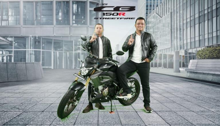 Motor Sport 150cc Naked Ini Tampil Baru