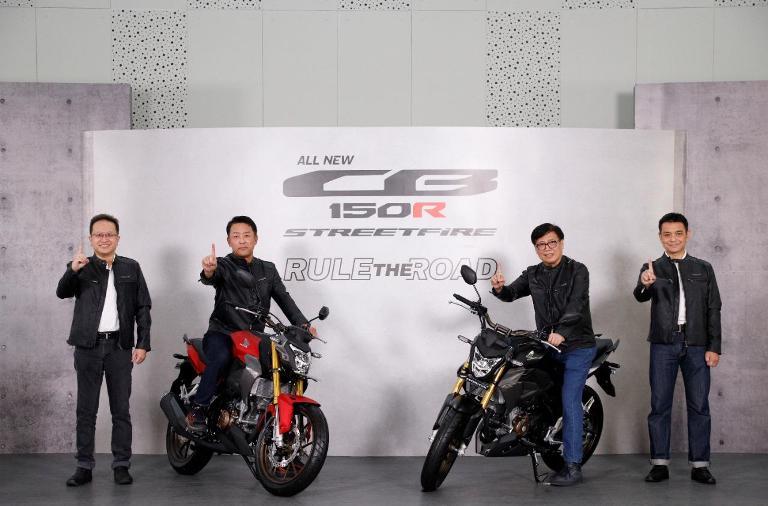 Ini Oli yang Bisa Bikin Ngacir All New Honda CB150R StreetFire Terbaru
